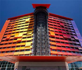 Hôtel: Silken Puerta América - FOTO 2