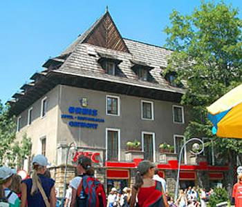 Hotel: Orbis Giewont Zakopane - FOTO 1