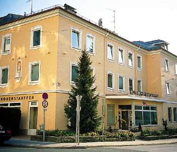Hotel: Hohenstauffen - FOTO 1