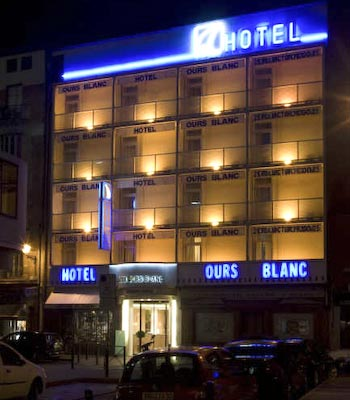 Hotel: Ours Blanc - Place Victor Hugo - FOTO 2