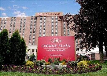 Hotel: Crowne Plaza Toronto Airport - FOTO 1