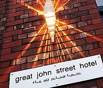 Hotel: The Great John Street Hotel - FOTO 1