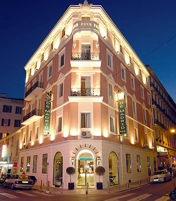 Best Western H Tel De Madrid In Nice