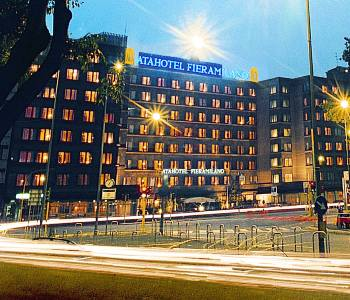 Atahotel fieramilano a milano confronta i prezzi for Ata hotel milano