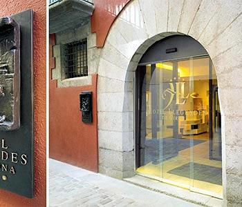 Hotel: Hotel Llegendes de Girona Catedral - FOTO 1