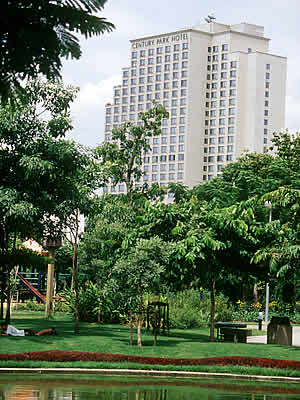 Hotel: Century Park Hotel - FOTO 1