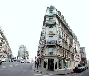 Hotel Appia La Fayette Paris