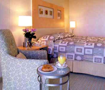 Hotel: Crowne Plaza Burlingame - San Francisco Airport - FOTO 4