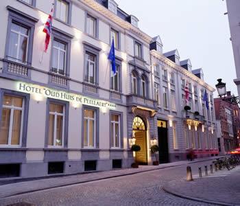 Hotel oud huis de peelaert in bruges compare prices - Oud huis ...