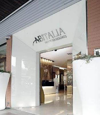 4 viale masini hotel design in bologna for Hotel design 4 viale masini bologna