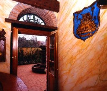 Chambres d'hôte: Corte di Re Artù - FOTO 2
