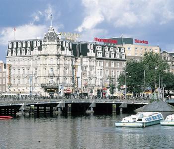 Hotel park plaza victoria amsterdam a amsterdam for Hotel vicino piazza dam amsterdam