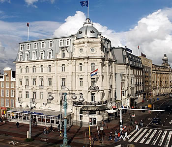 Hotel Amsterdam  Stelle Vicino Piazza Dam