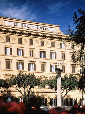 Hotel: The St. Regis Grand Hotel, Rome - FOTO 1
