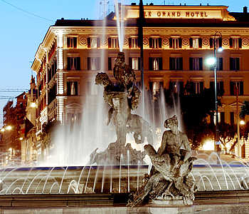 Hotel: The St. Regis Grand Hotel, Rome - FOTO 2