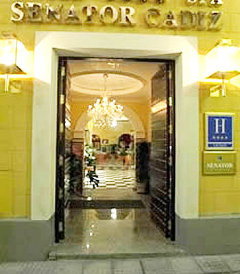 Hotel: Hotel Spa Senator Cádiz - FOTO 2
