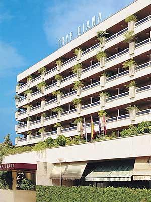 Hotel: Tryp Diana - FOTO 1