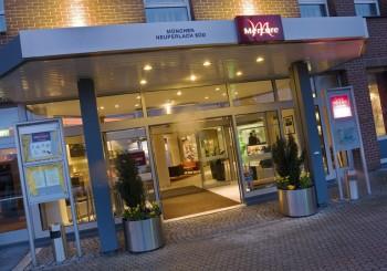 Sterne Hotel Holiday Inn Munchen Sud