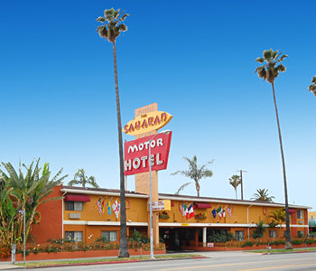 Saharan motor hotel in los angeles compare prices for Motor hotel los angeles