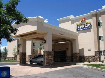 Hotel: Holiday Inn Express Hotel & Suites Wheat Ridge - Denver West - FOTO 1