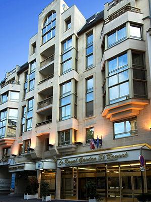 H Tel Golden Tulip Royal Garden Champs Elys Es Paris