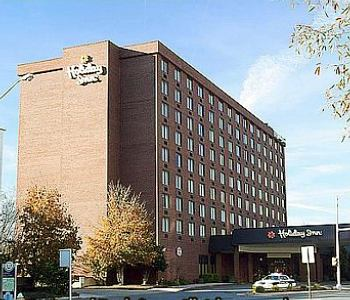 Hotel: Holiday Inn Arlington at Ballston - FOTO 1