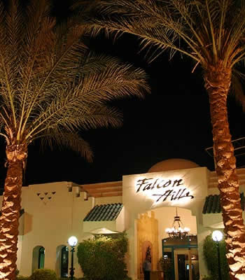 Hôtel: Falcon Hills Hotel - FOTO 1