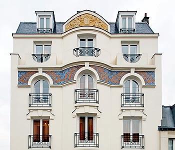 H tel elys e montparnasse a parigi confronta i prezzi for Hotel modigliani parigi