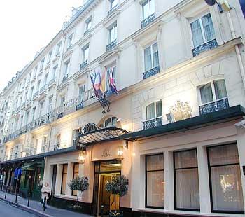 Hotel Saint Petersbourg Parigi