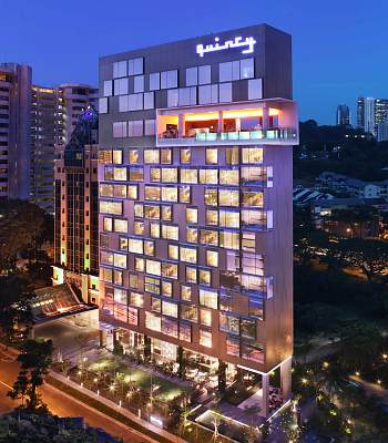 Hotel: Quincy Hotel Singapore - FOTO 1