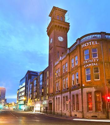 Hotel: Trinity Capital Hotel - FOTO 1