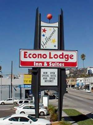 Hotel: Econo Lodge Inn & Suites Hollywood - FOTO 1