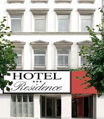 Hotel: Hotel Residence am Hauptbahnhof - FOTO 1