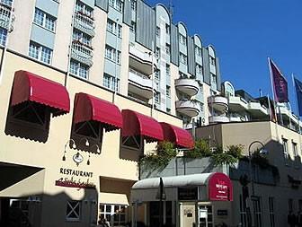 Classic Hotel Harmonie Koln Parken