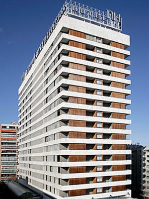Hotel: NH Eurobuilding - FOTO 1