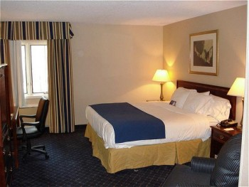Hotel: Holiday Inn Express Des Moines at Drake University - FOTO 2