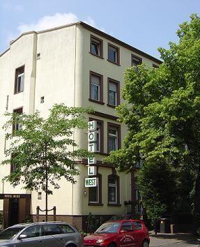 Hotel: Hotel West an der Bockenheimer Warte - FOTO 1