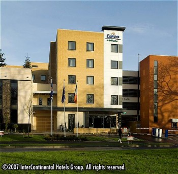 Hôtel: Express by Holiday Inn Dublin Airport - FOTO 1