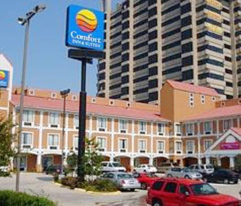 Hotel: Comfort Inn & Suites Market Center - FOTO 2