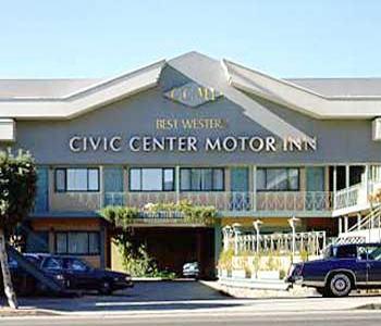 Best western civic center motor inn in san francisco for Civic centre motor inn