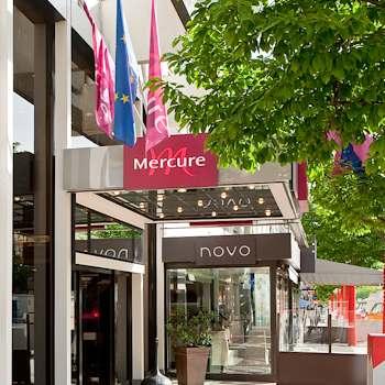 Hotel: Mercure Angers Centre Gare - FOTO 1