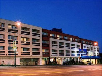 Hotel: Holiday Inn Express Vancouver - FOTO 1