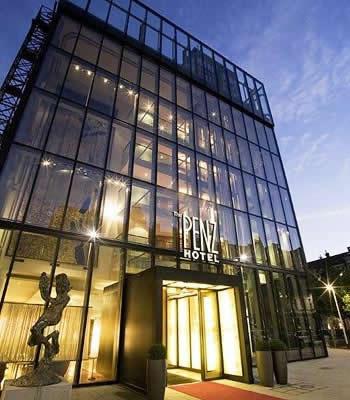 Hotel the penz in innsbruck compare prices for Innsbruck design hotel