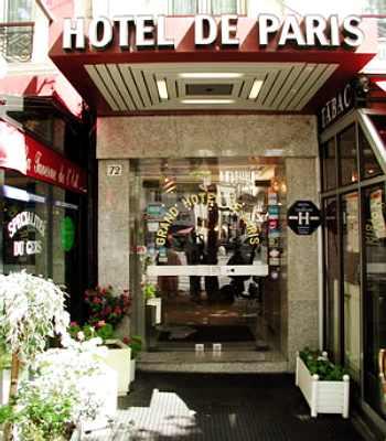 Hotel: Grand Hotel de Paris - FOTO 1