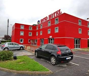 Hotel: Best Western En'so - FOTO 1
