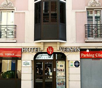 Hotel: Hotel Versan - FOTO 1