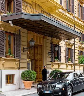 Hotel: Sofitel Rome Villa Borghese - FOTO 1