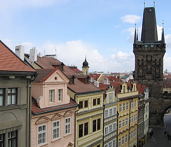 Charles bridge residence in prague compare prices for Domus apartments prague