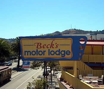 Hotel: Beck's Motor Lodge - FOTO 2