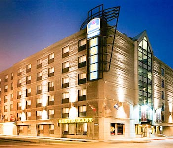 Hotel: Best Western Centre-Ville Québec - FOTO 1